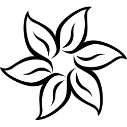 Flower Decal [003]