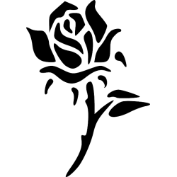 Rose Decal [001]